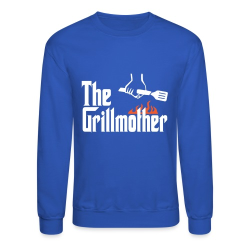 The Grillmother - Crewneck Sweatshirt