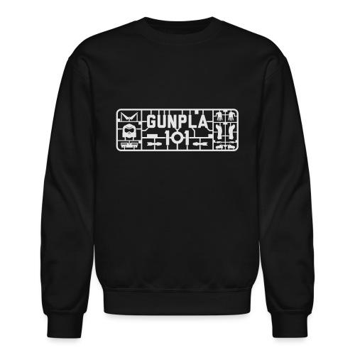 Gunpla 101 Men's T-shirt — Zeta Blue - Unisex Crewneck Sweatshirt