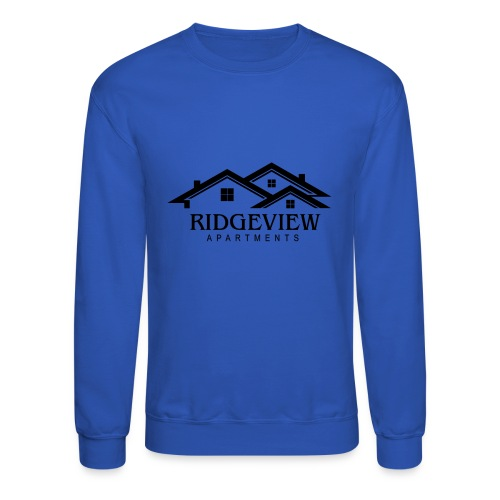 Ridgeview Apartments - Crewneck Sweatshirt