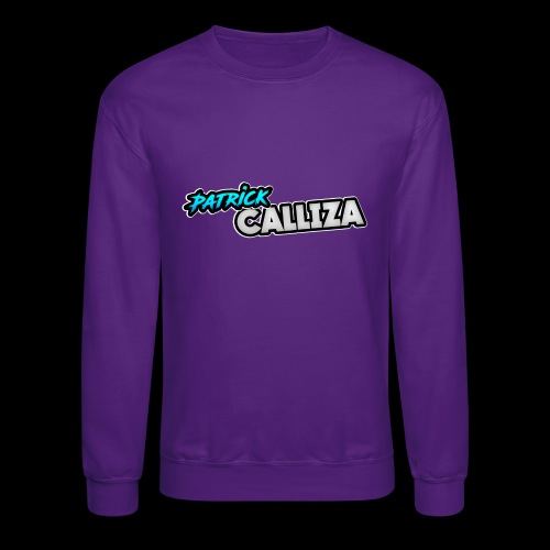 Patrick Calliza Official Logo - Crewneck Sweatshirt