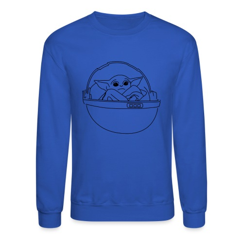 Baby Yoda - Crewneck Sweatshirt
