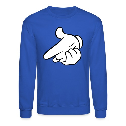 airgun gif - Crewneck Sweatshirt