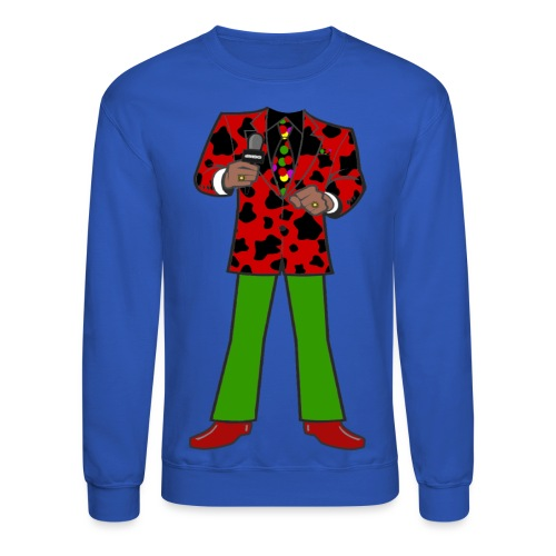 The Red Cow Suit - Unisex Crewneck Sweatshirt