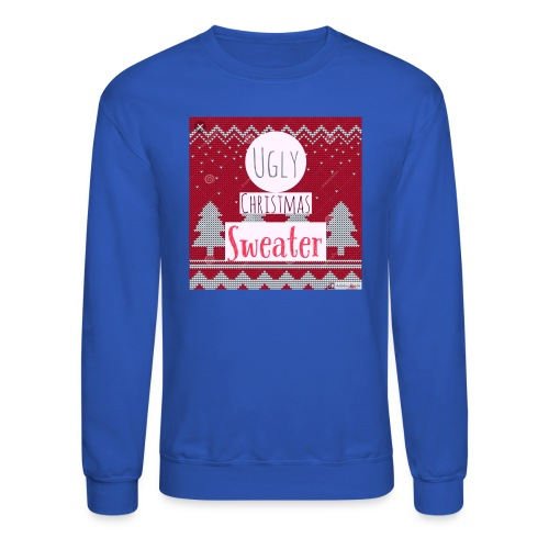 Ugly Christmas Sweater - Crewneck Sweatshirt