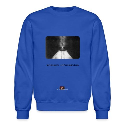 'Ancient Information' - Unisex Crewneck Sweatshirt