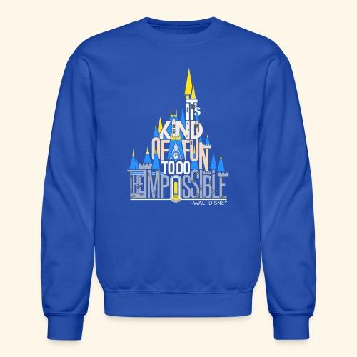It's Kind of Fun... Original - Crewneck Sweatshirt
