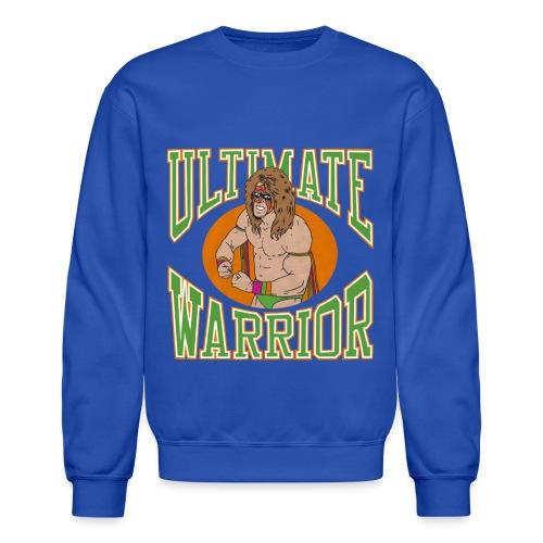 Warrior Vintage - Unisex Crewneck Sweatshirt