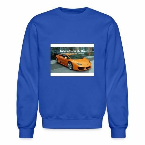 The jackson merch - Crewneck Sweatshirt