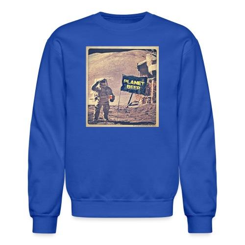 One Small Sip For Man - Crewneck Sweatshirt
