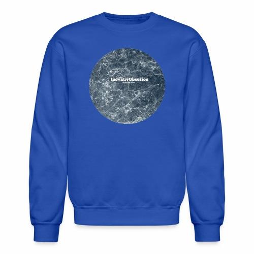 "InovativObsesion ""LEGEND RIPPLE"" apparel - Crewneck Sweatshirt"