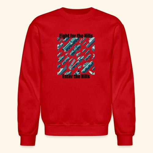 Fight or Enter - Crewneck Sweatshirt