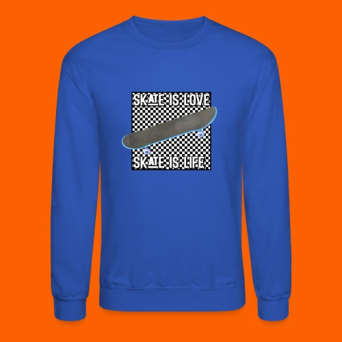 SK8 is Love - Crewneck Sweatshirt