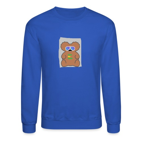 Aussie Dad Gaming Koala - Crewneck Sweatshirt
