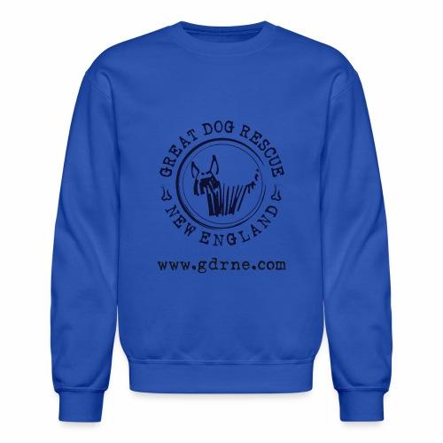 GDRNE Logo - Unisex Crewneck Sweatshirt