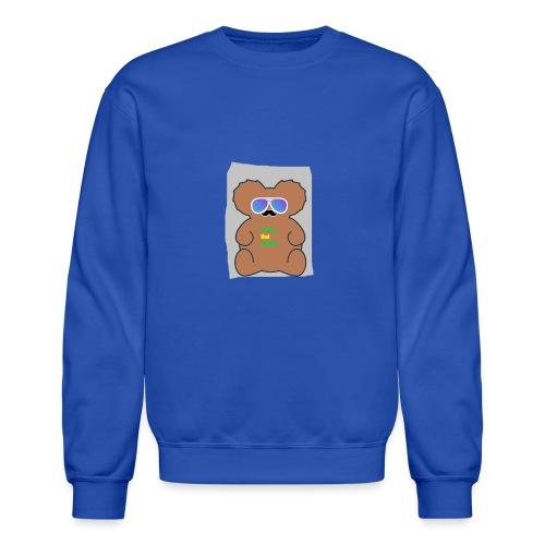 Aussie Dad Gaming Koala - Crewneck Sweatshirt