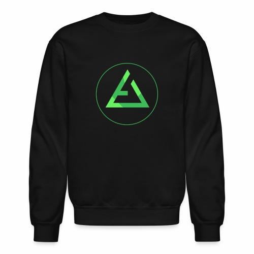 crypto logo branding - Crewneck Sweatshirt