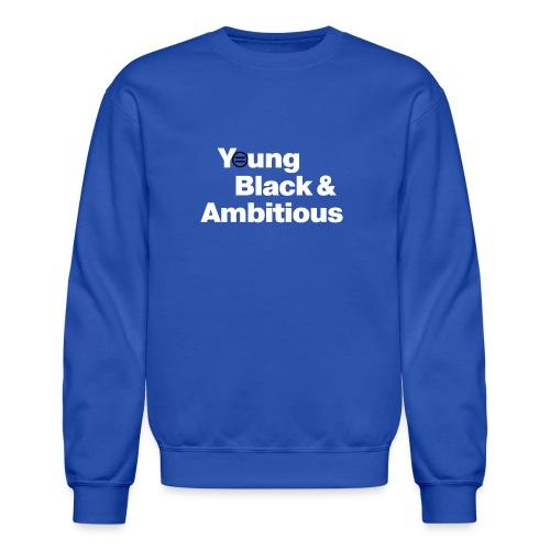 YBA Red and Blue Shirts2 - Crewneck Sweatshirt
