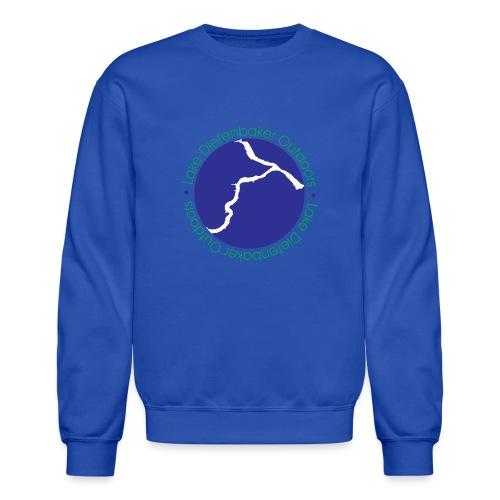 LDO WHITE LOGO - Crewneck Sweatshirt