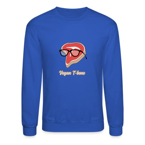 Vegan T bone - Crewneck Sweatshirt