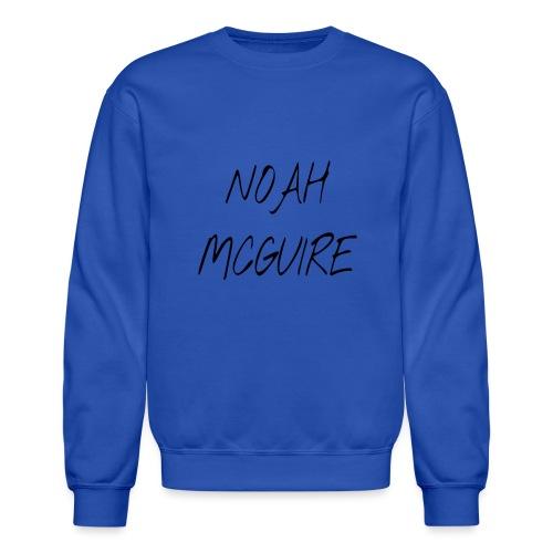 Noah McGuire Merch - Crewneck Sweatshirt