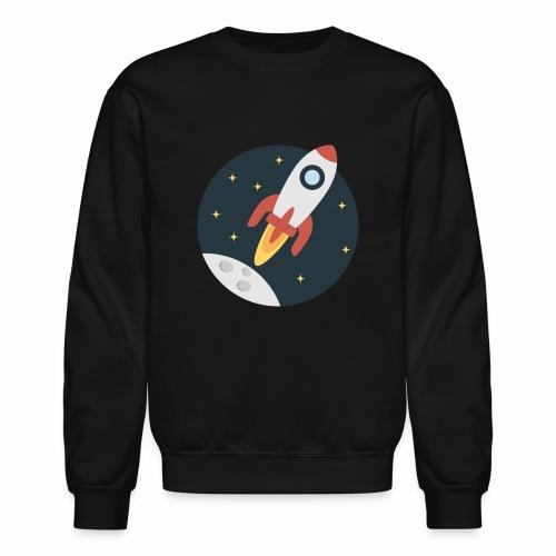 instant delivery icon - Crewneck Sweatshirt