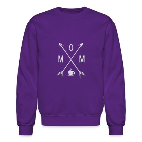 Mom Loves Coffee - Crewneck Sweatshirt