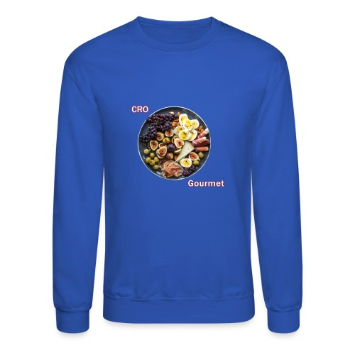 Croatian Gourmet - Crewneck Sweatshirt