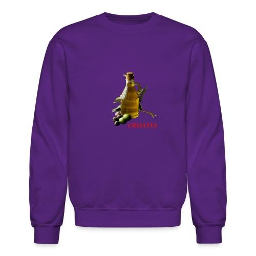 Croatian Gourmet 2 - Crewneck Sweatshirt