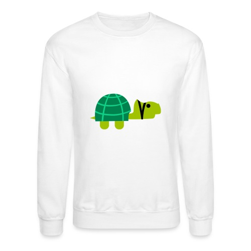 Life moves pretty fast - Crewneck Sweatshirt