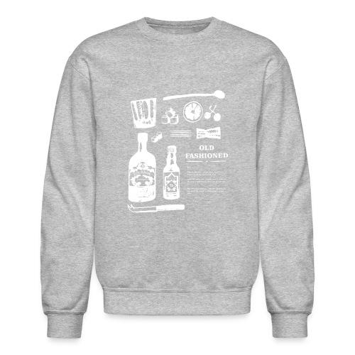 Old Fashioned - Crewneck Sweatshirt