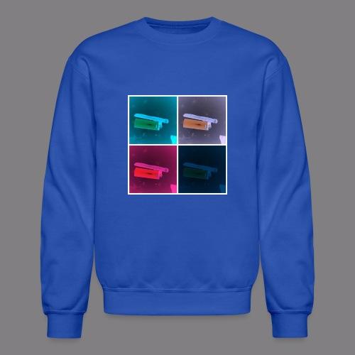 pop art blunt - Unisex Crewneck Sweatshirt