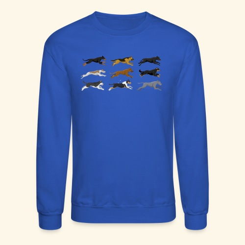 The Starting Nine - Crewneck Sweatshirt