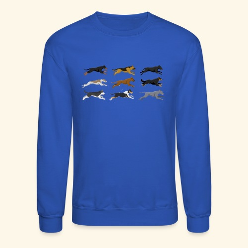 The Starting Nine - Crewneck Sweatshirt