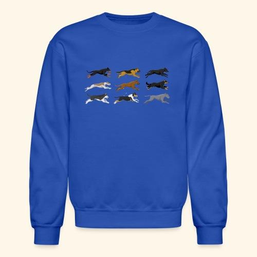 The Starting Nine - Unisex Crewneck Sweatshirt