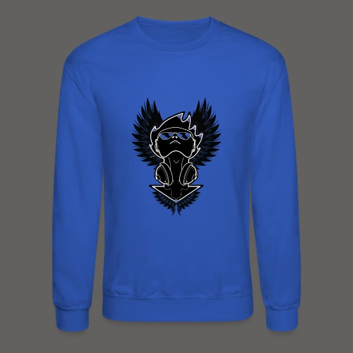 Winged Dj - Crewneck Sweatshirt