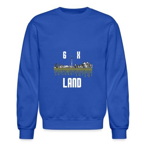 6ixland Logo - Crewneck Sweatshirt