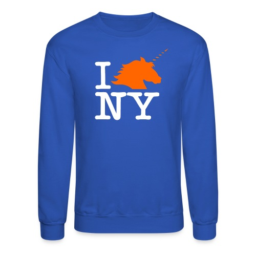 I Unicorn New York (Kristaps Porzingis) - Crewneck Sweatshirt