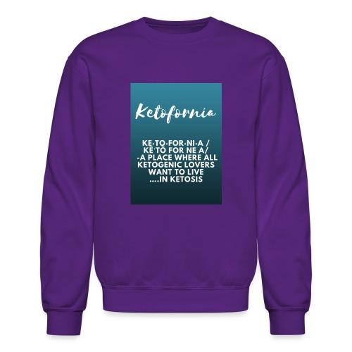 Ketofornia - Crewneck Sweatshirt