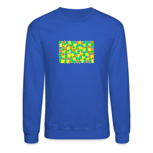 Dynamic movement - Crewneck Sweatshirt