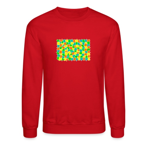 Dynamic movement - Crewneck Sweatshirt