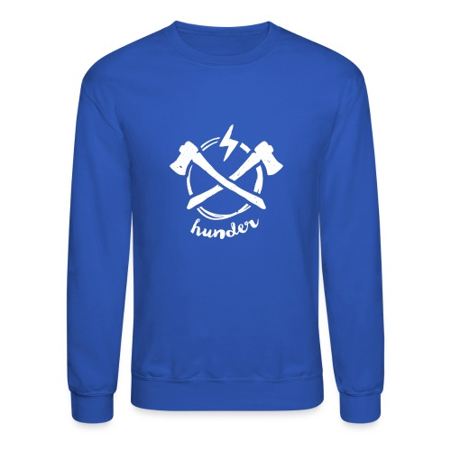 woodchipper back - Crewneck Sweatshirt