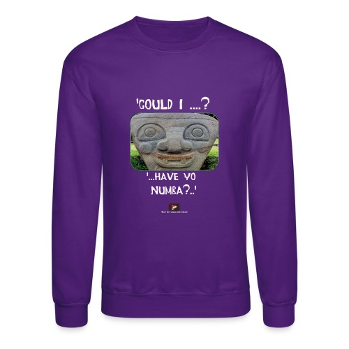 Alien Could I have your Number - Crewneck Sweatshirt