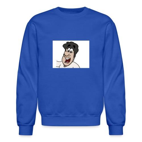 crunchy mumkey - Crewneck Sweatshirt