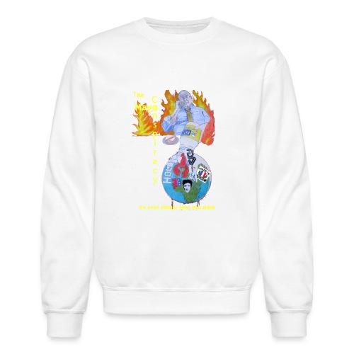 Mayo-Conspiracy - Crewneck Sweatshirt