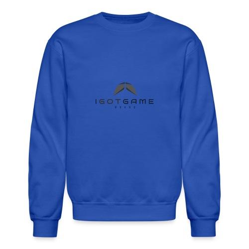 IGOTGAME ONE - Crewneck Sweatshirt