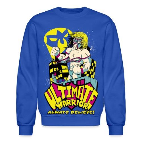 UW Bat Logo - Unisex Crewneck Sweatshirt
