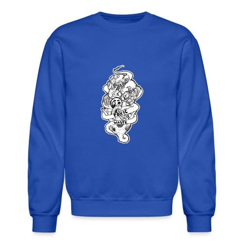 TOXIC WASTE - Crewneck Sweatshirt