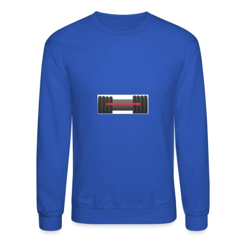 colin the lifter - Crewneck Sweatshirt