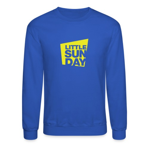 littleSUNDAY Official Logo - Crewneck Sweatshirt
