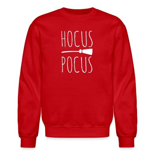 Hocus Pocus Halloween - Crewneck Sweatshirt